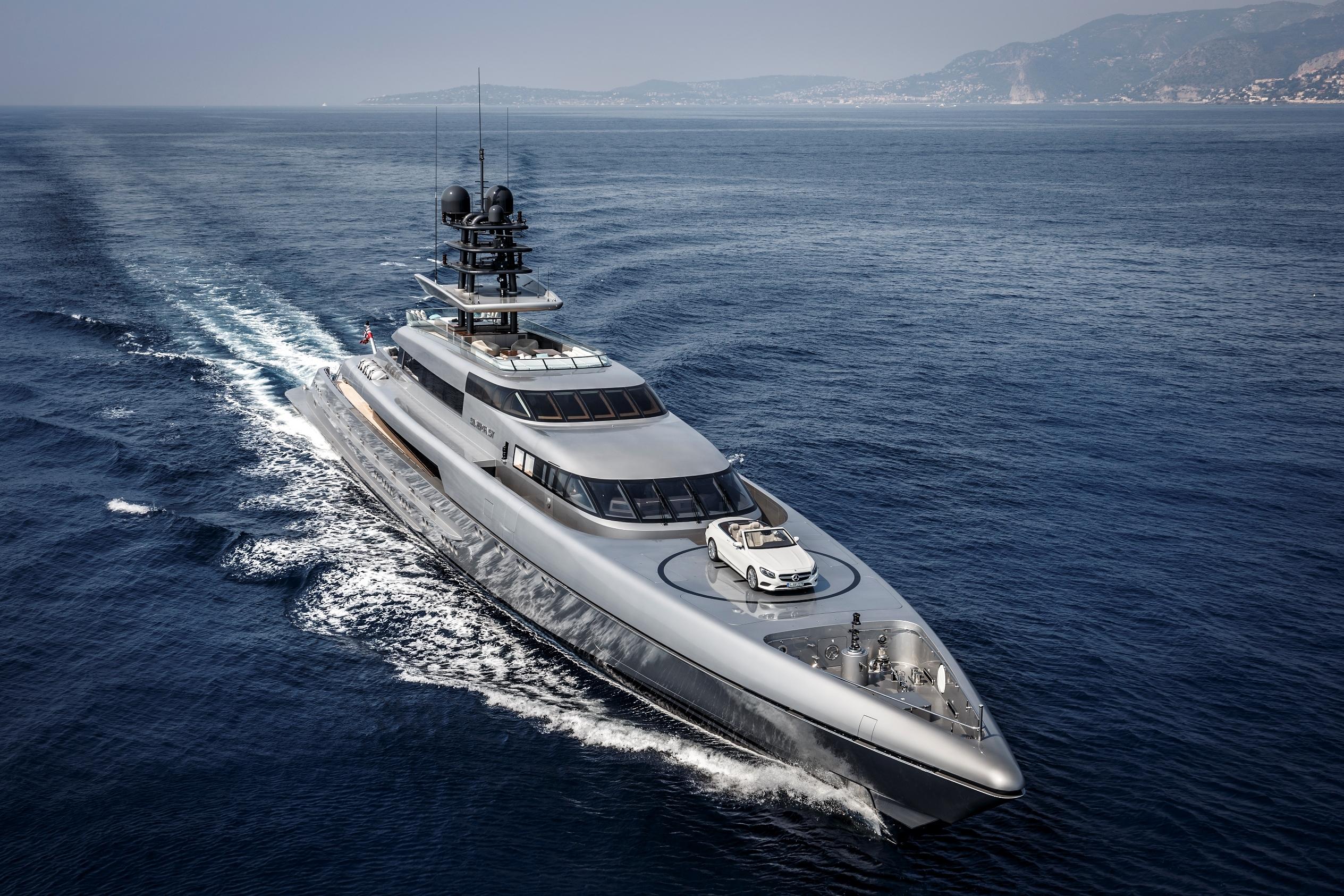 VEEM Superyacht Series